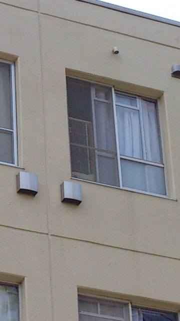 窓エアコンの数々