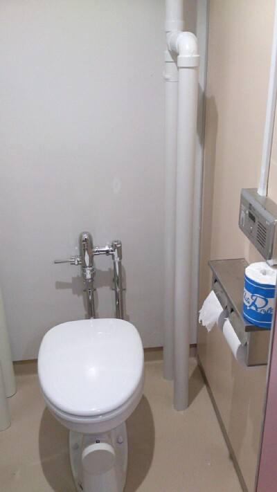 改修トイレ